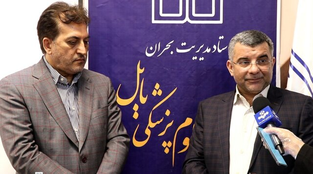 هشدار معاون وزیر بهداشت نسبت به افزایش ابتلا به کرونا در مازندران