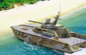 اندونزی تانک دریایی ساخت