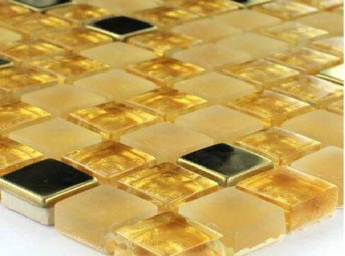 تولید کاشیهای شیشهای با مقاومت دمایی ۵۵۰ درجه