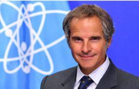 """گروسی: بدون توافق هستهای با ایران""""کور سرگردان"""" خواهیم بود"""