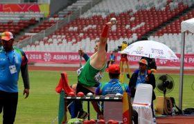 پرتابگر پارالمپیکی: برای طلای پارالمپیک تلاش خواهم کرد